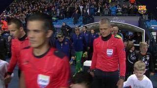 Manchester City 3 - FC Barcelona 1