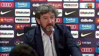 """Garcia Pimienta: """"La meva intenció és formar jugadors"""""""