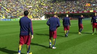 Vila-real CF 2 – FC Barcelona 2 (3 minuts)