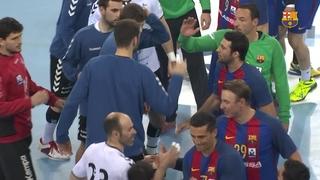 FC Barcelona Lassa 39 – BM Sinfín 25 (ASOBAL)