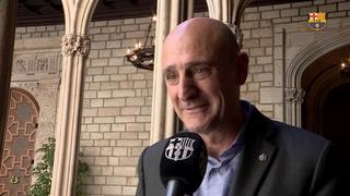 Jordi Moix  valora l'aprovació del planejament urbanístic al plenari de l'Ajuntament