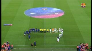 FC Barcelona 5 - Elche 0 (5 minutes)
