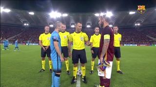 Roma 1 – FC Barcelona 1 (5 minutos)