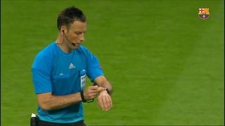 Bayern Munich 3 - FC Barcelona 2 (1 minut)