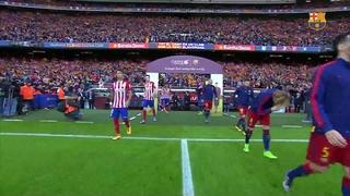 FC Barcelona 2 - Atlético de Madrid 1 (1 minute)