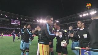 FC Barcelona - Guangzhou Evergrande (1 minute)