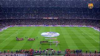 FC Barcelona 5 - Rayo Vallecano 2