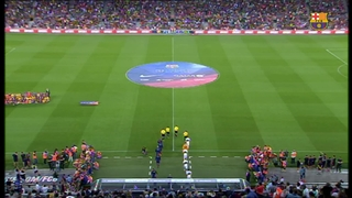 FC Barcelona 3 - Elx 0