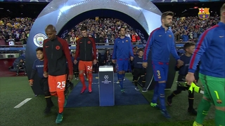 FC Barcelona 4 - Manchester City 0