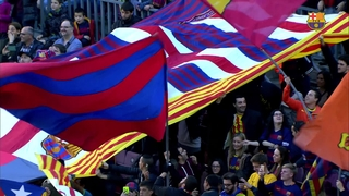 FC Barcelona 4 – Granada CF 0 (3 minutes)