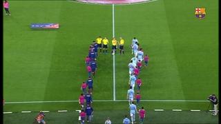 FC Barcelona 3 - Eibar 0 (5 minutes)