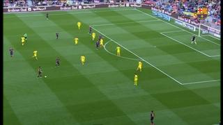 FC Barcelona 6 - Getafe 0 (1 minut)