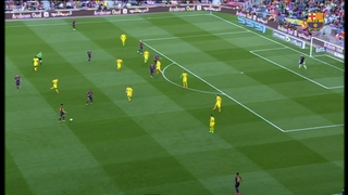 FC Barcelona 6 - Getafe 0 (1 minute)