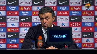Luis Enrique: We did what we had to