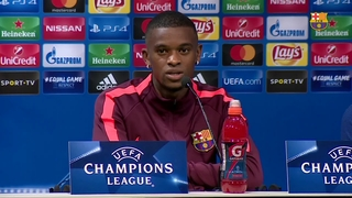 "Semedo: ""We will be up against a great team and they are working well together"