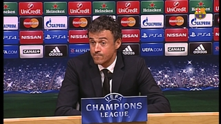 We are going to Munich to win, says Luis Enrique