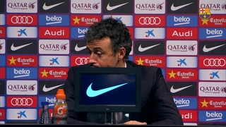 A great day says Luis Enrique