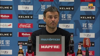 Luis Enrique: The best is yet to come