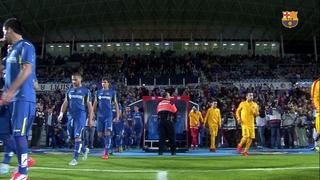 Getafe 0 - FC Barcelona 2