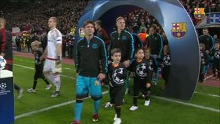 Bayer Leverkusen 1 – FC Barcelona 1 (1 minute)