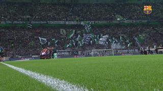 Borussia Mönchengladbach 1 - FC Barcelona 2