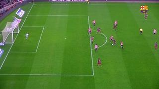 Neymar imita un gol espectacular de Ronaldinho