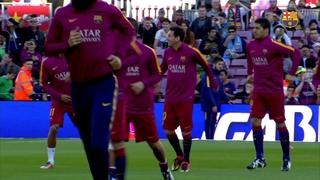 Nueva exhibición de Messi antes de la gala del Balón de Oro