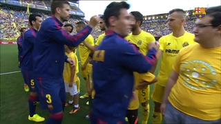 Villarreal 0 - FC Barcelona 1