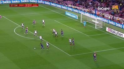 1a35393c1aa Video thumbnail for Highlights Barça - València (1-0) Anada 1 2