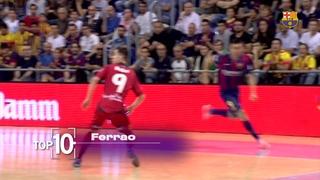Top 10 de gols mítics contra El Pozo Múrcia