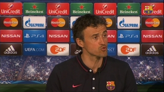 We know it will be tough but we want to win, says Luis Enrique