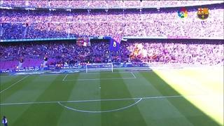 FC Barcelona 4 – Deportivo de La Coruña 0 (3 minutes)