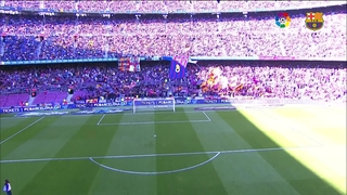 FC Barcelona 4 – Deportivo de La Corunya 0 (3 minuts)