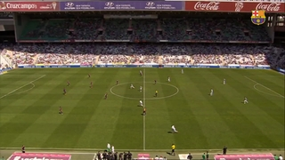 Córdoba FC 0 - FC Barcelona 8 (5 minutes)