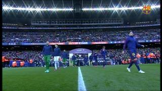 FC Barcelona 5 - Llevant 0
