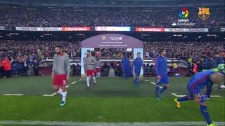 FC Barcelona 1 - Granada 0 (1 minute)