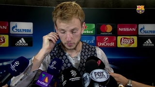 "Ivan Rakitic: ""The best team won"""