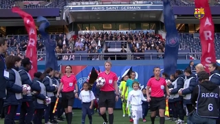 PSG 2 - FC Barcelona 0 (full match)