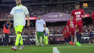 FC Barcelona 4 - Llevant 1