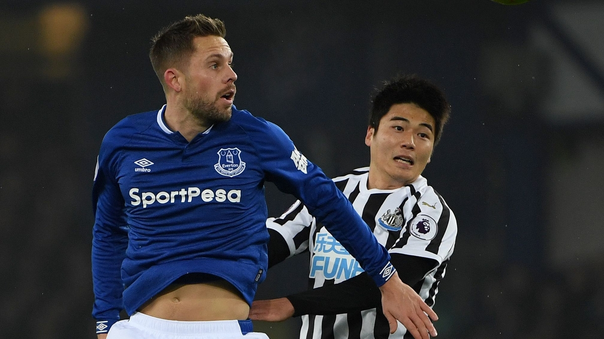 Extended highlights: Everton