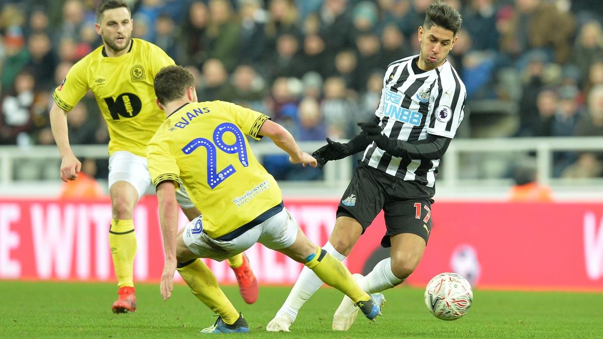 Blackburn H highlights 18-19