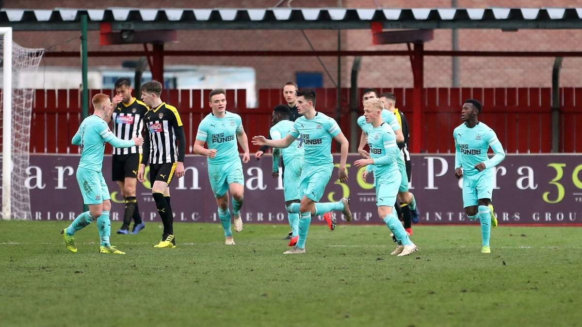 Notts County Premier League Cup highlights