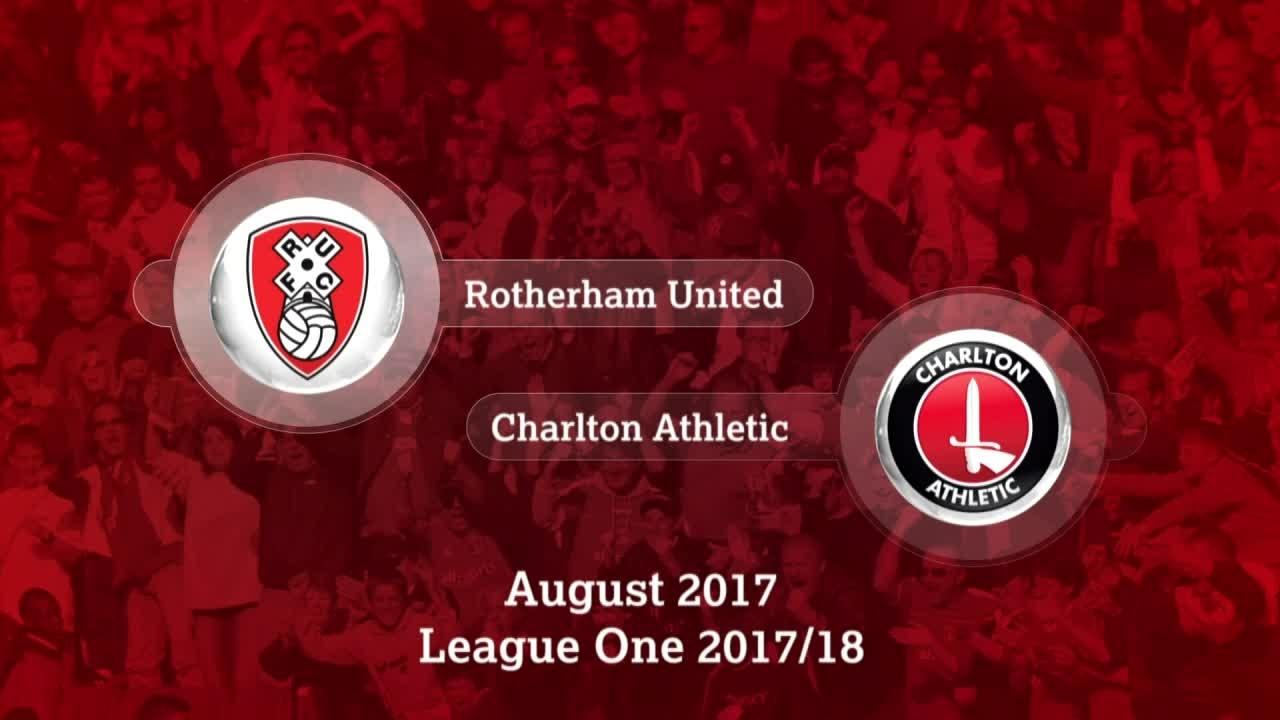 GOALS | Rotherham 0 Charlton 2