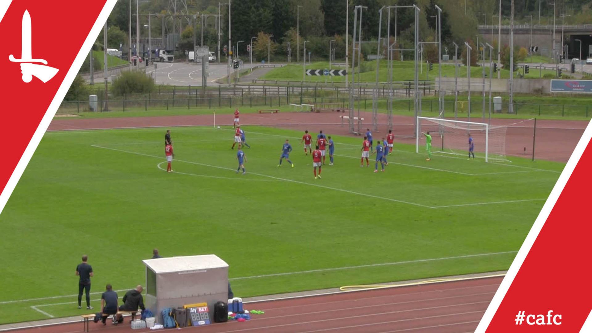 U23S HIGHLIGHTS | Cardiff City 4 Charlton 3