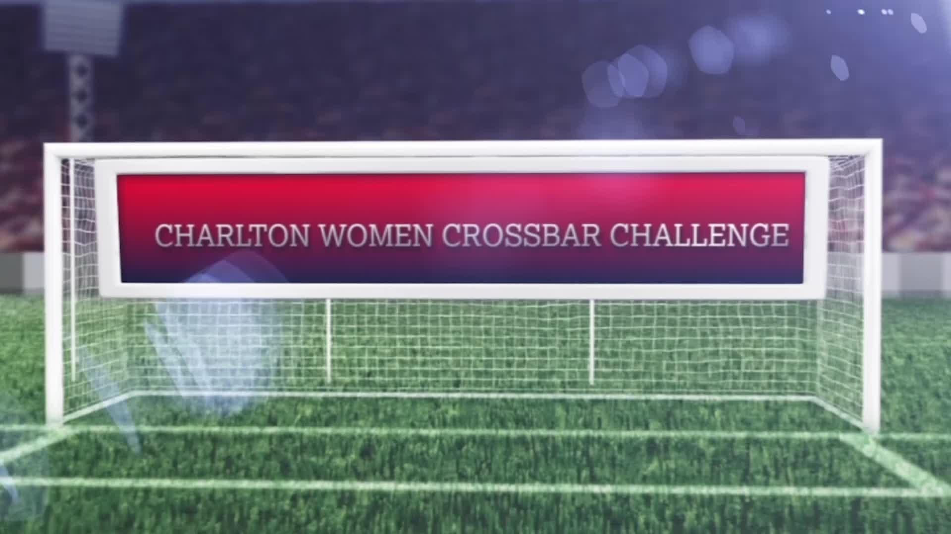 Charlton Women Crossbar Challenge (2018)