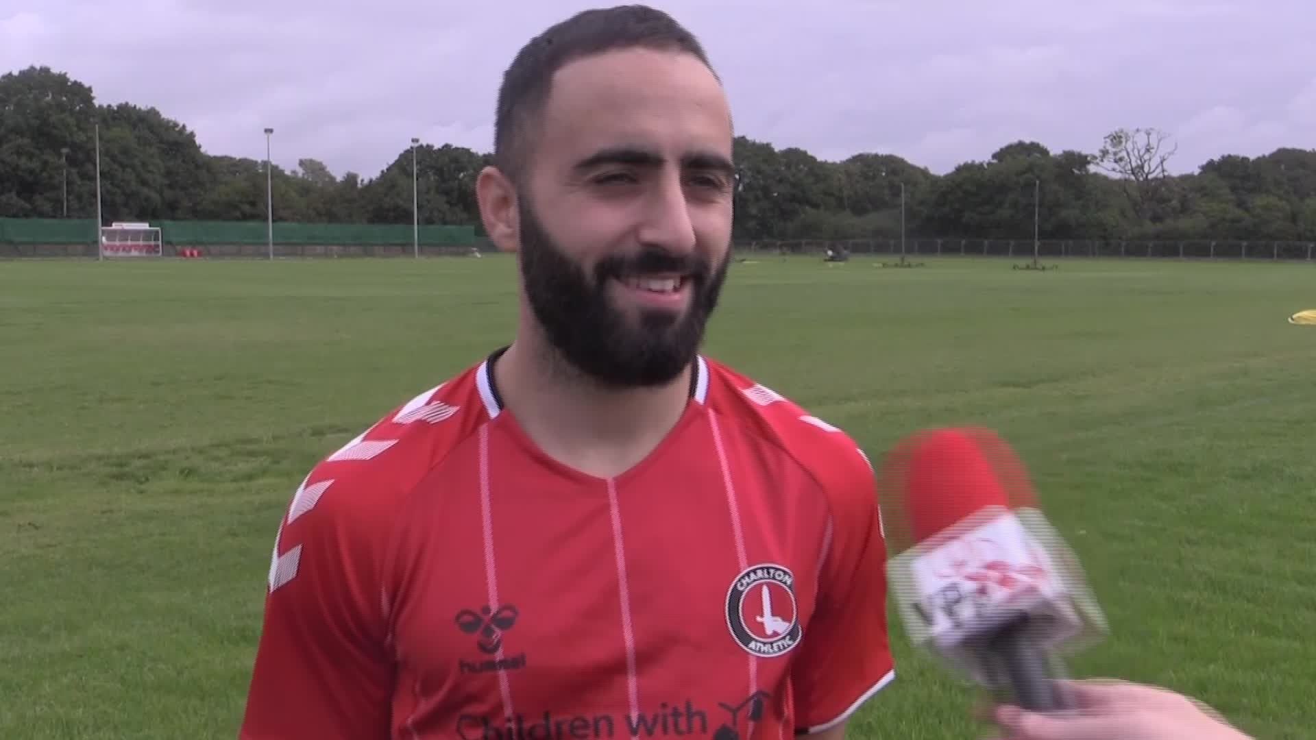 FIRST INTERVIEW | Erhun Oztumer on joining the Addicks