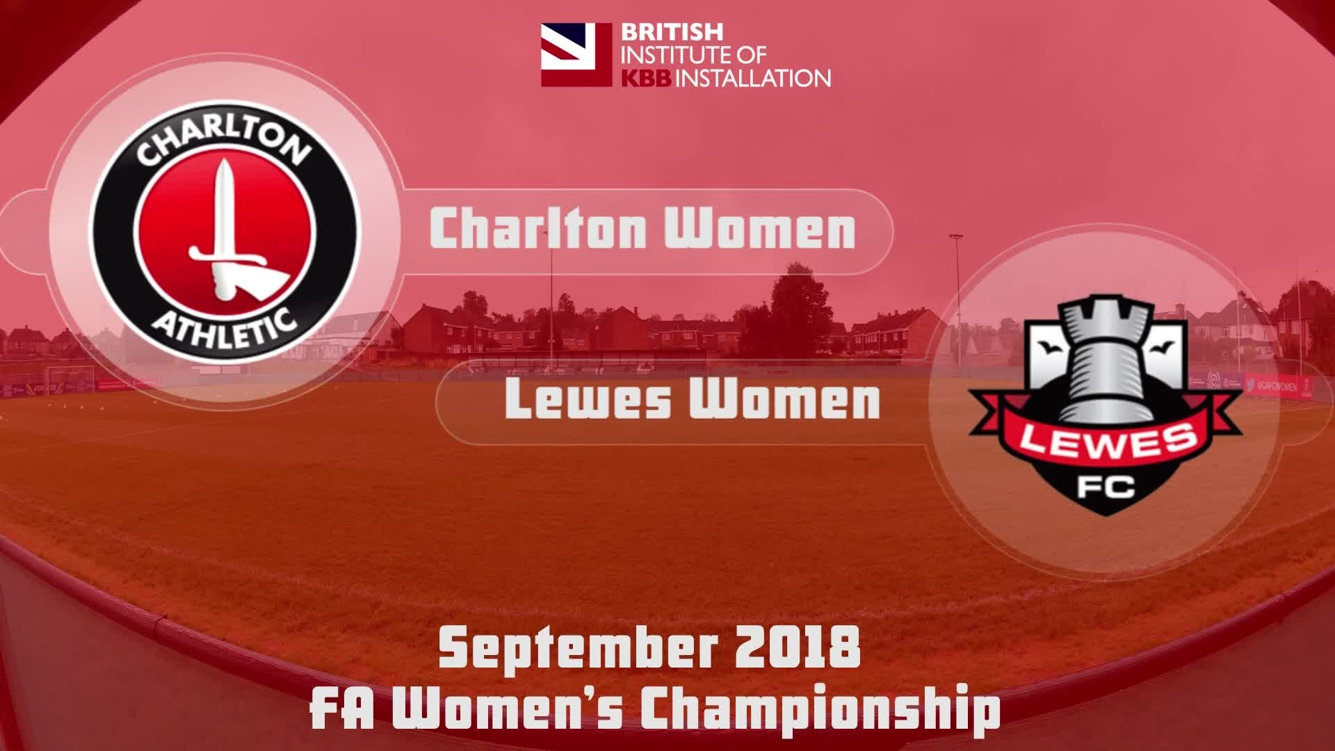 WOMEN'S HIGHLIGHTS | Charlton Women 4 Lewes 1 (Sept 2018)