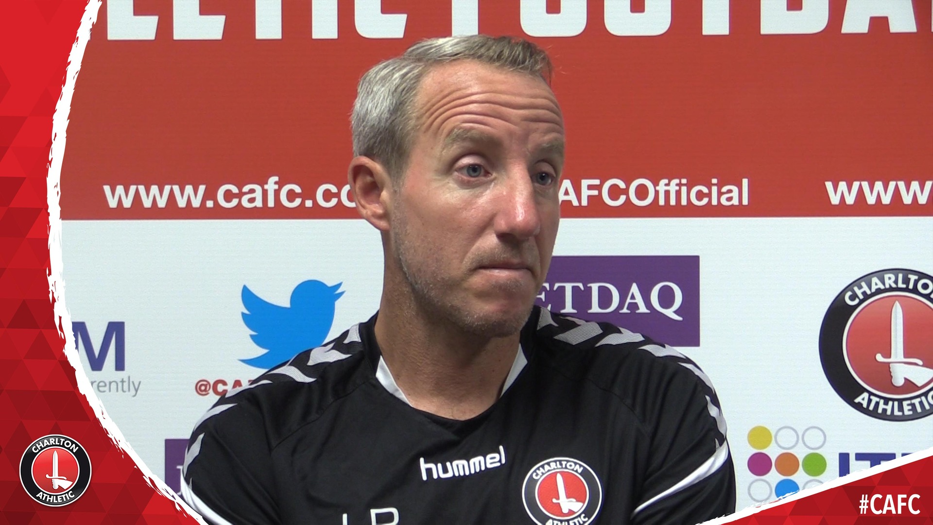 Lee Bowyer's pre-Fleetwood Town press conference (August 2018)