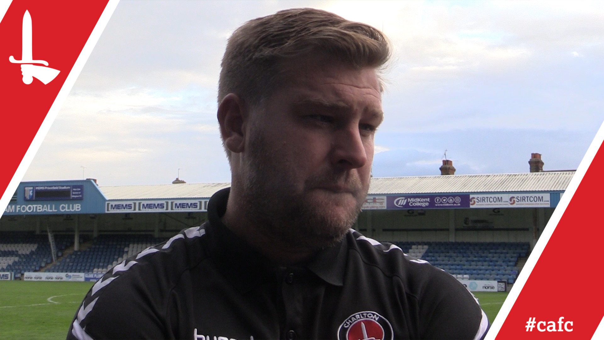 REACTION | Karl Robinson disapointed with Gillingham defeat