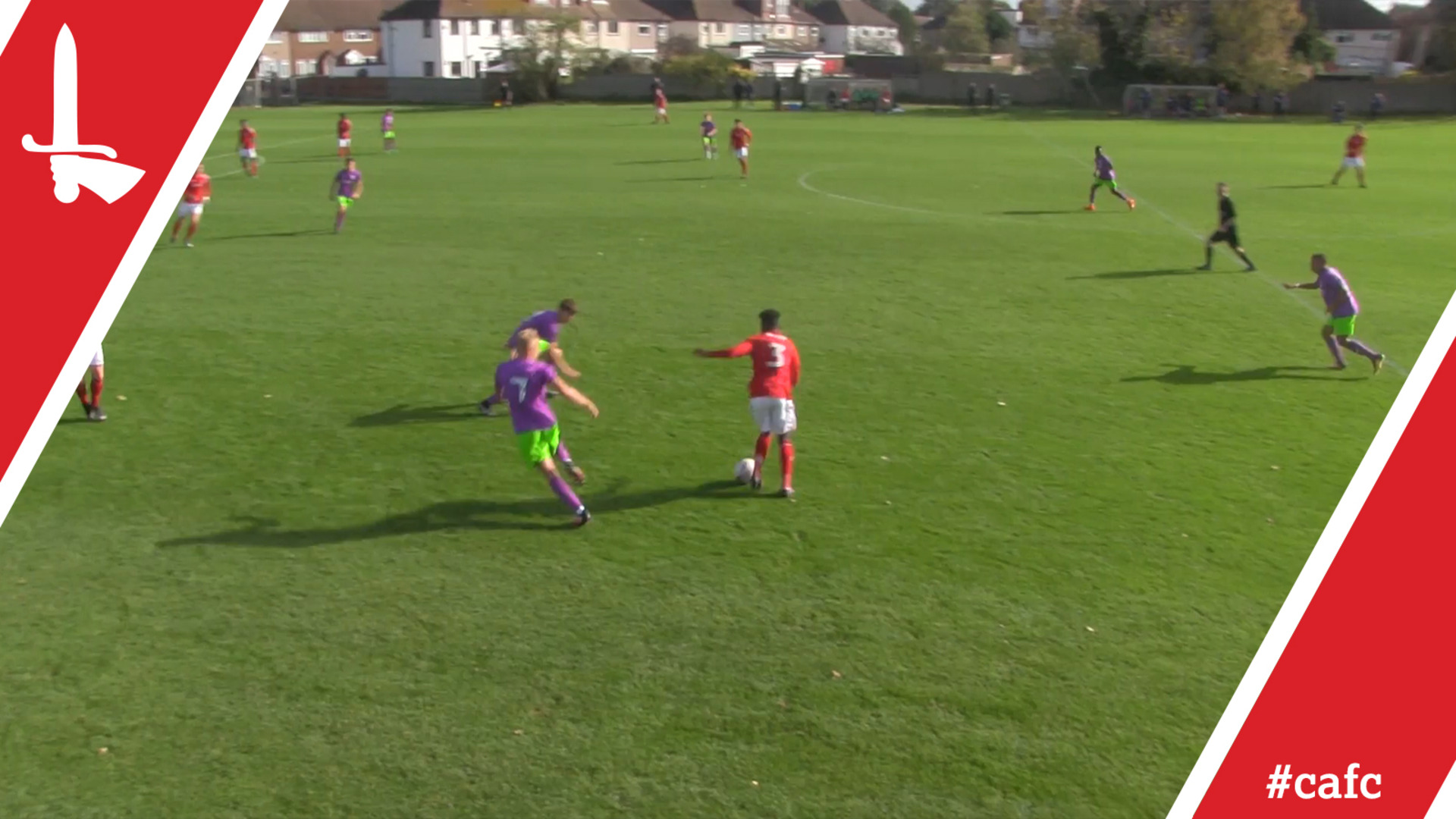 U18S HIGHLIGHTS | Charlton 0 Bristol City 2